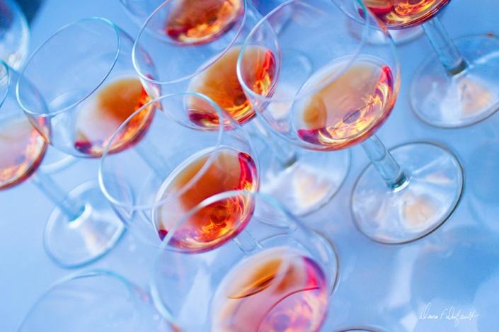 Amber Port Wine